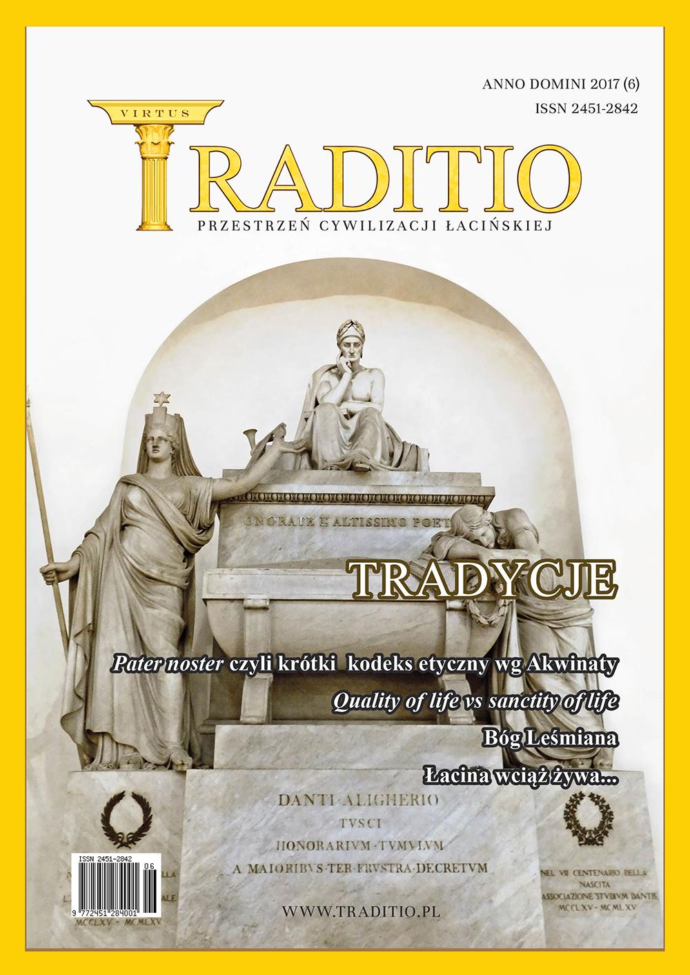 Traditio 6